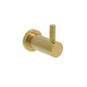 WILSON ROBE HOOK CHAMPAGNE GOLD