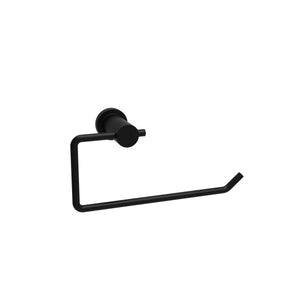 WILSON TOWEL BAR MATTE BLACK