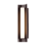 Chloe Bronze Wall Sconce LED Light - PEARL Canada