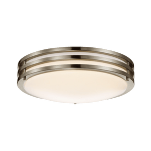 Duncan Brushed Nickel Ceiling LED Light - PEARL Canada