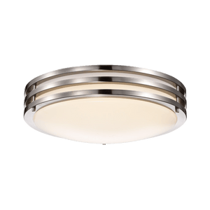 Duncan Chrome Ceiling LED Light