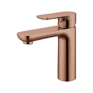 ISABELLA Rose Gold Bathroom Faucet - PEARL Canada