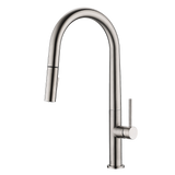 LENNOX Brushed Nickel Kitchen Faucet