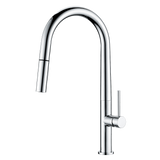 LENNOX Chrome Kitchen Faucet - PEARL Canada