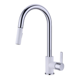 NOAH Two Tone Kitchen Faucet - PEARL Canada