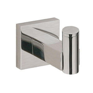 ETHAN ROBE HOOK BRUSHED NICKEL