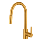 SANTINO Champagne Gold Kitchen Faucet