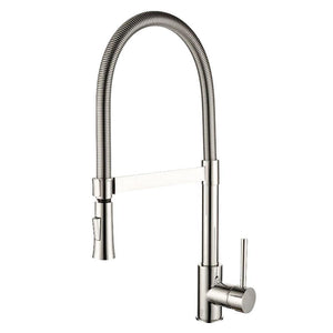 SOFI Brushed Nickel Kitchen Faucet - PEARL Canada