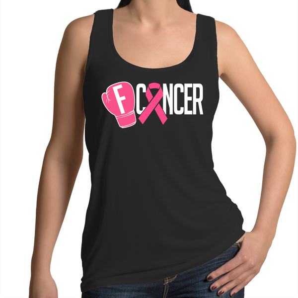Breast Cancer Women's Singlet