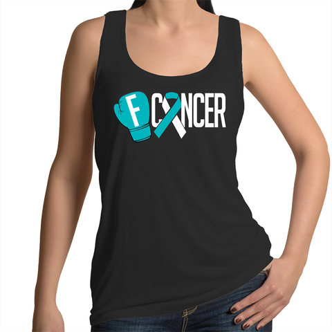 Cervical Cancer Womens Singlet
