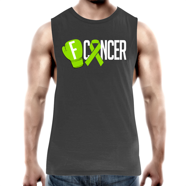 Lymphoma Mens Tank Top Tee