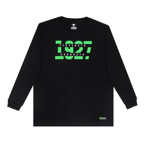 T-Shirt 1927 Long Sleeve - Black