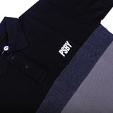 Polo Three Tone PSBY - Black