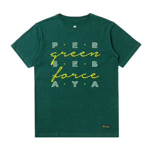 T-shirt Freestyle Green Force