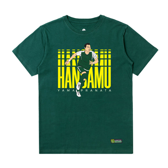 T-shirt Hansamu Long Shadow