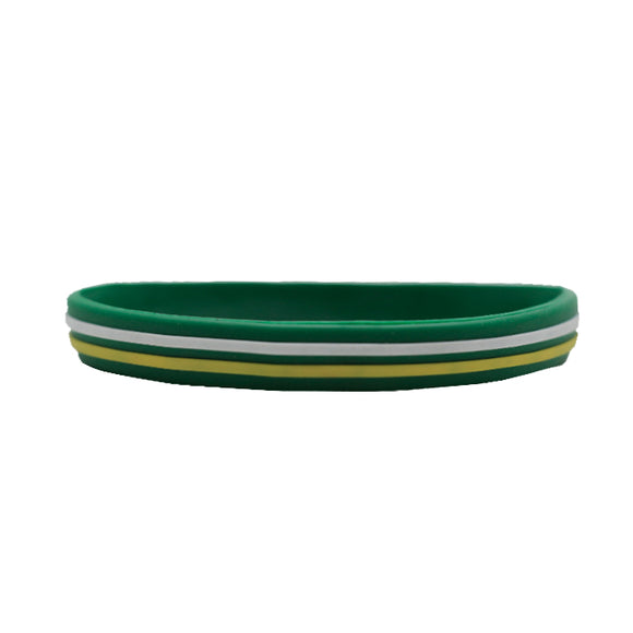 Gelang Persebaya Two Strip - Hijau
