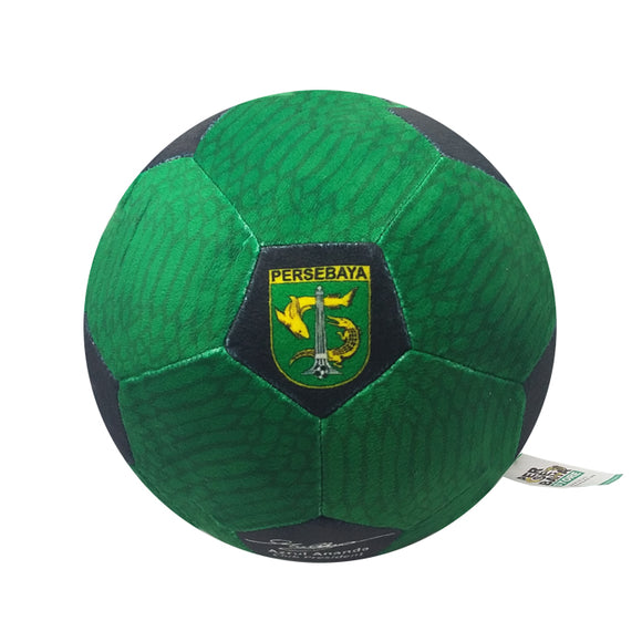 Bantal Bola Persebaya Croco - Green/Black