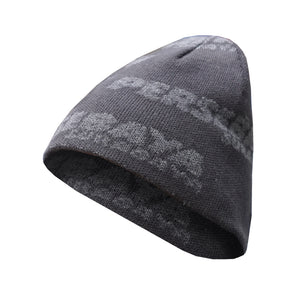 Topi Kupluk Beanie Hat Basic Black