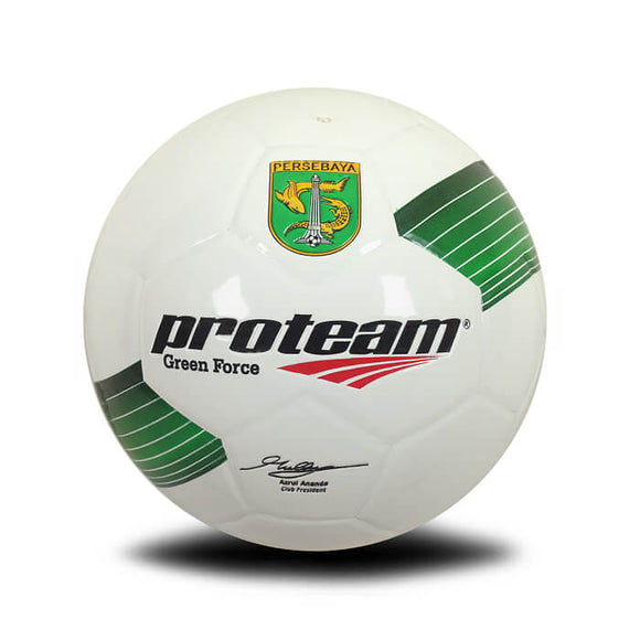 Bola Sepak Proteam Green Force - SIZE 5