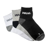 Kaos Kaki WANI Bundle - Unicolor