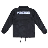 Jaket Coach Logo - Black