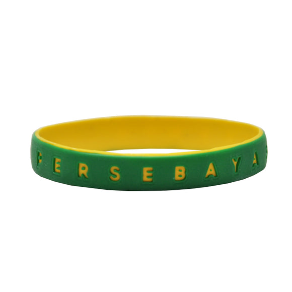 Gelang Two Tone - Green/Yellow
