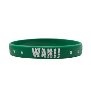 Gelang WANI Cracked - Green