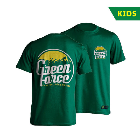 T-shirt Green Force KHGK - Anak
