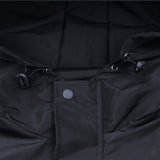 Jaket Simple Cagoule - Black