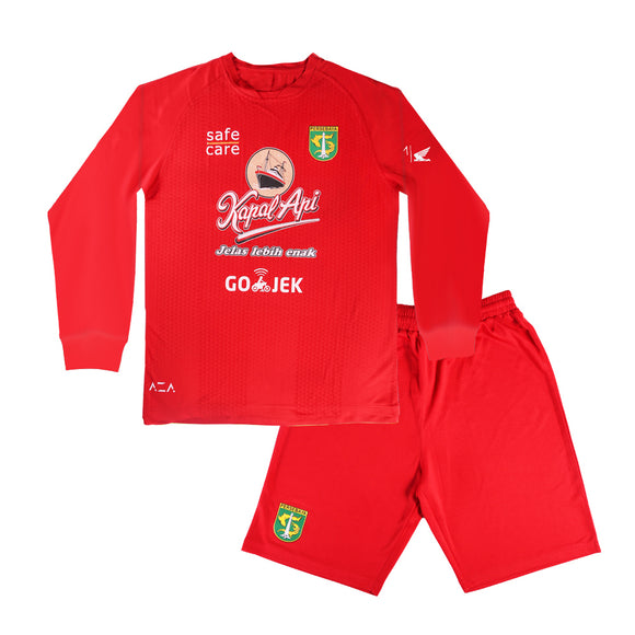 Jersey Boxset 2019 Authentic GK Long Sleeve - Home