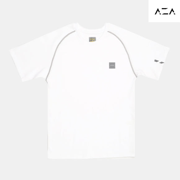 Jersey AZA Performance - White