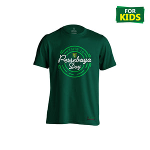 T-shirt Persebaya Day Circle - Kids