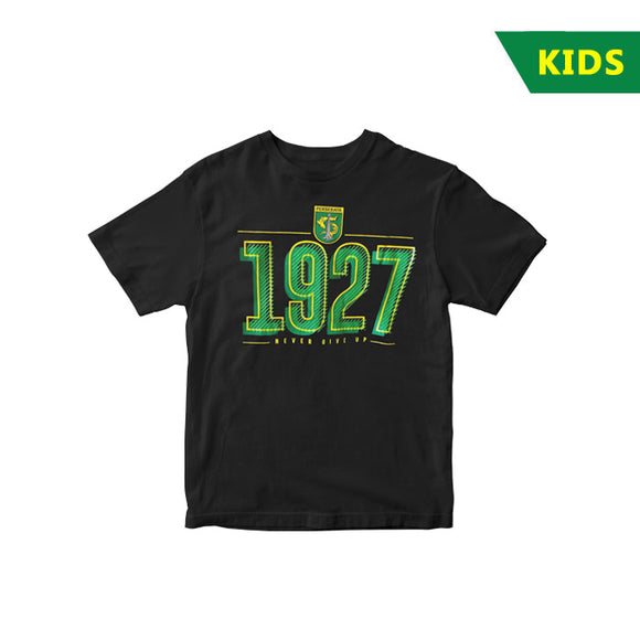 T-shirt Persebaya 1927 Never Give Up - KIDS