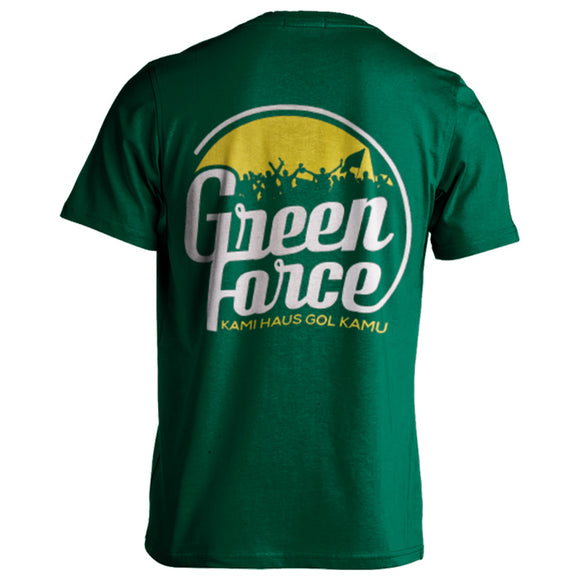 T-shirt Green Force KHGK