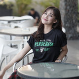 T-shirt Green Force Curve 1927