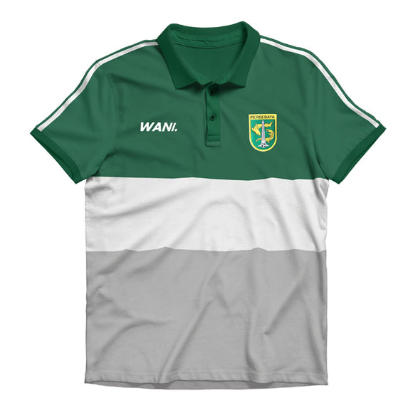 Polo Persebaya Three Color