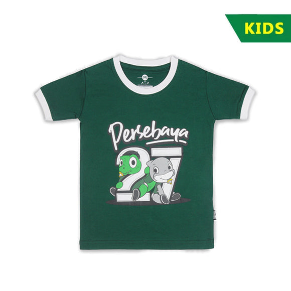 T-shirt KIDS Jojo Zoro 27 - Green