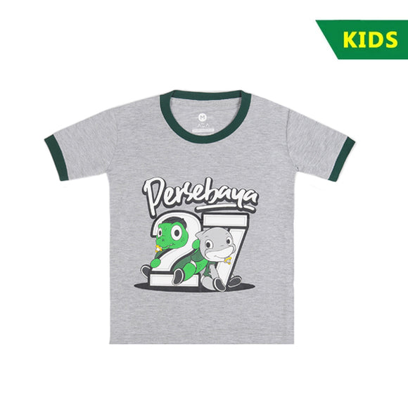 T-shirt KIDS Jojo Zoro 27 - Grey