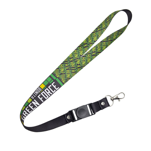 Lanyard Green Force - Green