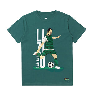 T-shirt Lizio - Green