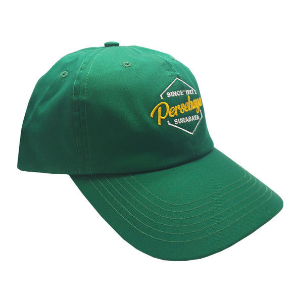 Topi Polo Cap Persebaya Basic Retro