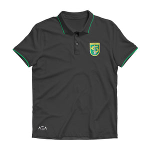 Polo Drifit 2K19 - Black