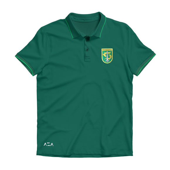 Polo Drifit 2K19 - Green