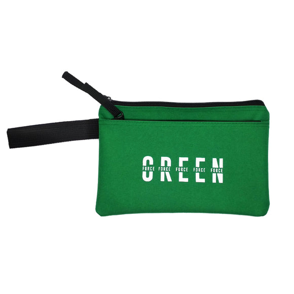 Pouch Green Force