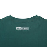 T-shirt Leader Portrait - Green