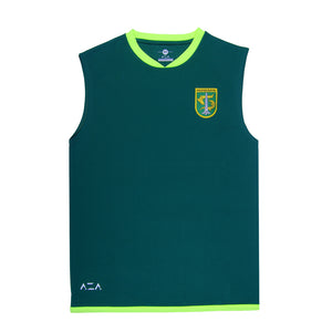 Jersey Performance Sleeveless - Green
