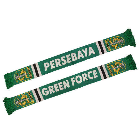 Syal Green Force Persebaya