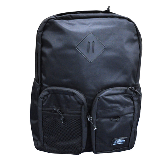 tas ransel double pocket