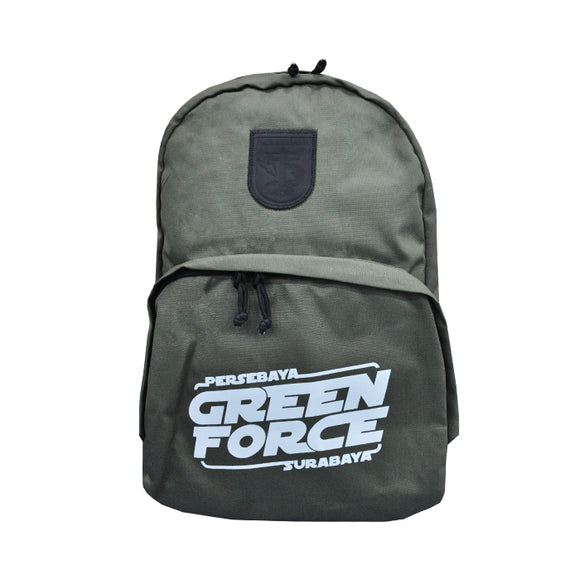 Tas Ransel Green Force Army