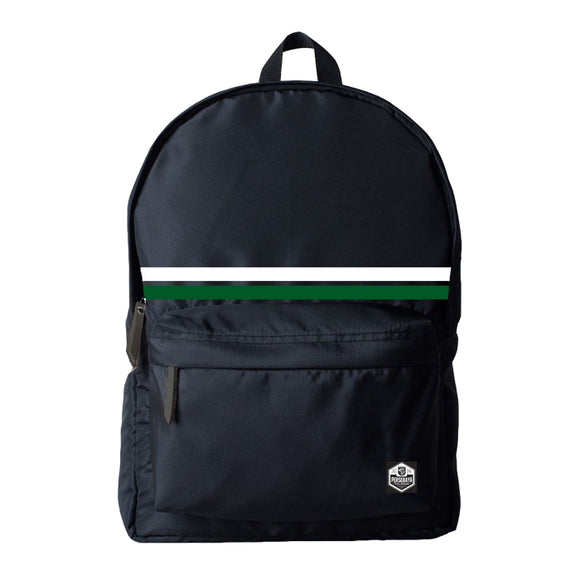 Tas Backpack Two Strip Persebaya
